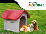 Casa Plástica Desmontável para Cães + Frete Grátis de R$ 399,00 por apenas R$ 199,00.