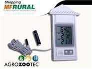 Saiba a Temperatura! Termômetro Higrômetro Digital Externo/Interno Máx/Mín + Frete Grátis de R$ 172,70 apenas R$ 124,90.
