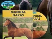 Lançamento! CD Manual Farmácia do Haras E-Book + Frete Grátis de R$ 60,00 por apenas R$ 40,00.