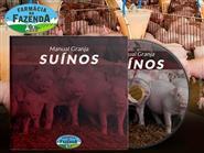 CD Manual Granja de Suínos + Frete Grátis de R$ 60,00 por apenas R$ 40,00.