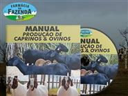 CD Manual Produção Caprinos & Ovinos E-book + Frete Grátis de R$ 60,00 por apenas R$ 40,00.