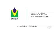 Palanque Coluna 100x9x9 em Madeira Plastica Agropecuária Terreno