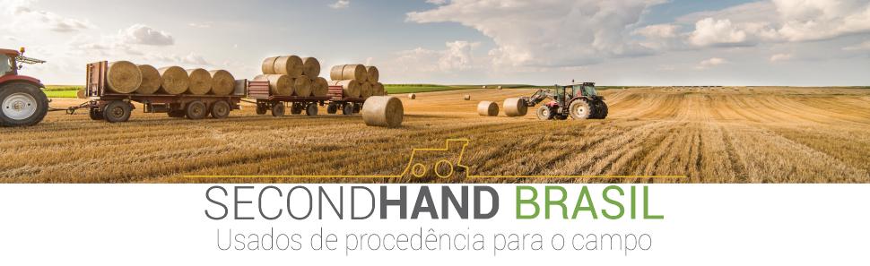 SecondHand Brasil - Loja Oficial