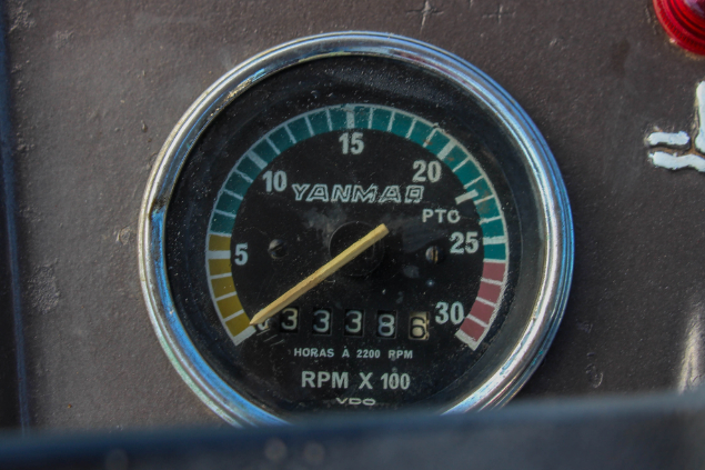 LOTE 16 - YANMAR 1050 4X4 - ANO 1990