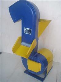 Máquina para limpeza de grãos (soprador de sementes)