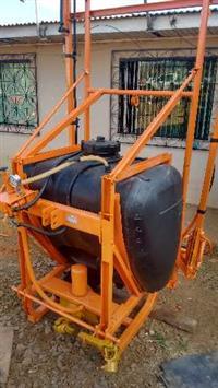 pulverizador jacto de 400 litros revisado