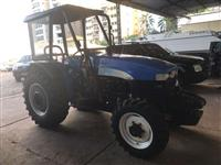 Trator New Holland TT 3880 4x4 ano 12