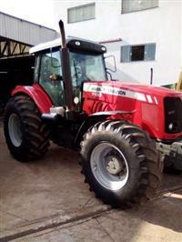 Trator Massey Ferguson 7180 4x4 ano 11