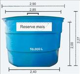 Caixa reservatório 10 mil litros