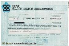 Ações do BESC