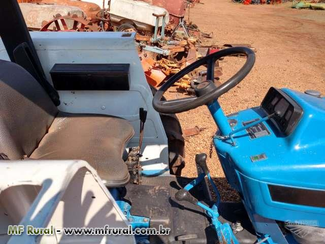 Trator Ford/New Holland 4630 4x4 ano 00