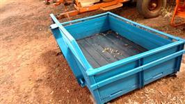 Plataforma para hidráulico de trator