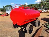 Tanque de água de 4.000 litros