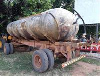 Tanque de adubo líquido de 16.000 litros