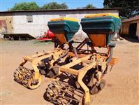 Cultivador dupla ação marca Dria