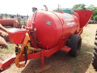 Pulverizador FMC Gulliver 4.000 litros