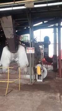 CALDEIRA MARCA EÔNIA 08Tonv/h Combustivel Solido (Lenha,cavaco etc)