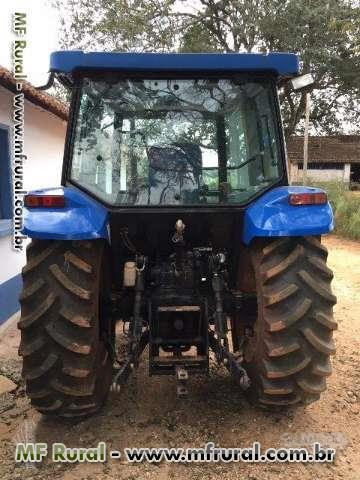 Trator Ford/New Holland TL 85 E 4x4 ano 13