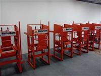 Máquina para fabricar blocos e paver