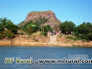 Fazenda para Eucalipto - São Fco do Maranhão