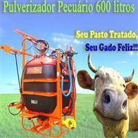 Pulverizador X.P ( Não Utiliza barras, Ideal p/ Pastagem)