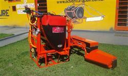 Pulverizador Protector 400 lts, Barra Protegida para Aplicação de Herbicida;