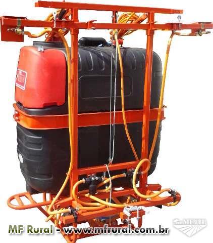 Pulverizador X.P Pecuário 800 litros ( Pastagem)
