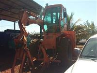 Trator Massey Ferguson 290 4x4 ano 08