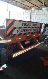 Prancha 2011 Rondon. Pescoço removível por 85 mil