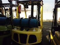 Empilhadeira Hyster 50 ano 2008