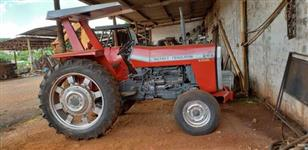 Trator Massey Ferguson 265 4x2 ano 82