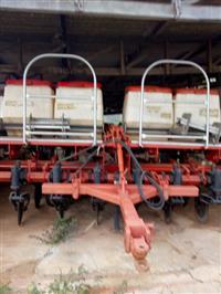 PLANTADEIRA JUMIL MODELO 2880  PANTOGRAFICA  6 LINHAS ANO 2010