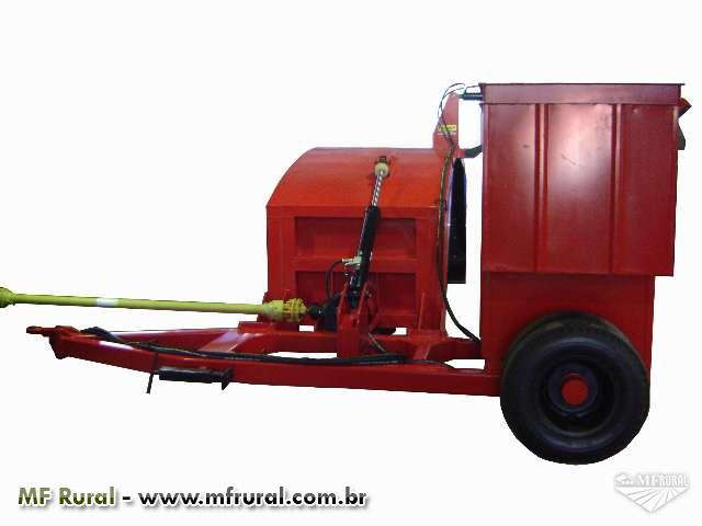 Compostador de Resíduos Orgânicos - Maber Orbital-7