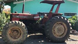Trator Massey Ferguson 290 4x4 ano 92