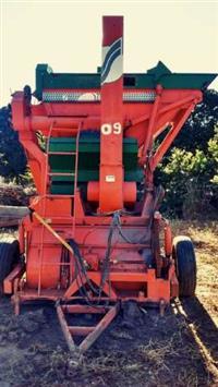 Colheitadeira CF 950 Evolution Ano 2012