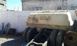 Chassis para Carretão - Preto