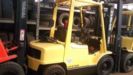 Empilhadeira Hyster 60 XM 3 Ton Torre 5,40 ano 2005
