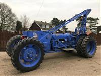 FORD 5000 WINCH TRACTOR