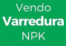 ADUBO VARREDURA - DIRETO DA FABRICA - ÓTIMA QUALIDADE