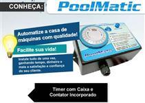 TIMER COM CAIXA e CONTATORA INCORPORADA