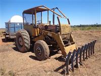 Trator CBT 8060 4x2 ano 90