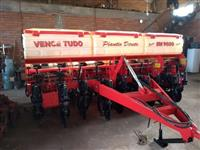 Plantadeira Vence Tudo Plantio Direto SM9050 9 linhas REFORMADA Super Serie