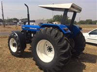 Trator New Holland 7630 4x4 ano 04