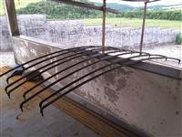 Carroceria Graneleiro 7,80 Metros R$ 5.000,00 (só As Tampas)