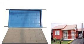 Formas para galpão pré fabricado em concreto.