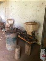 Cultivador de Milho Marchesan TATU