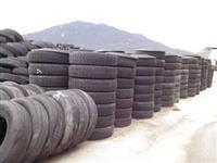 Coleta de sucata de pneus