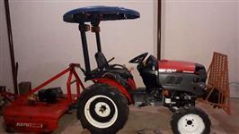 Trator Yanmar 4x4 ano 15