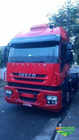 Caminhão Iveco Stralis NR 570S38T 6x2 ano 09