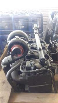 MOTOR MWM D229/4. PARA NH TL 75